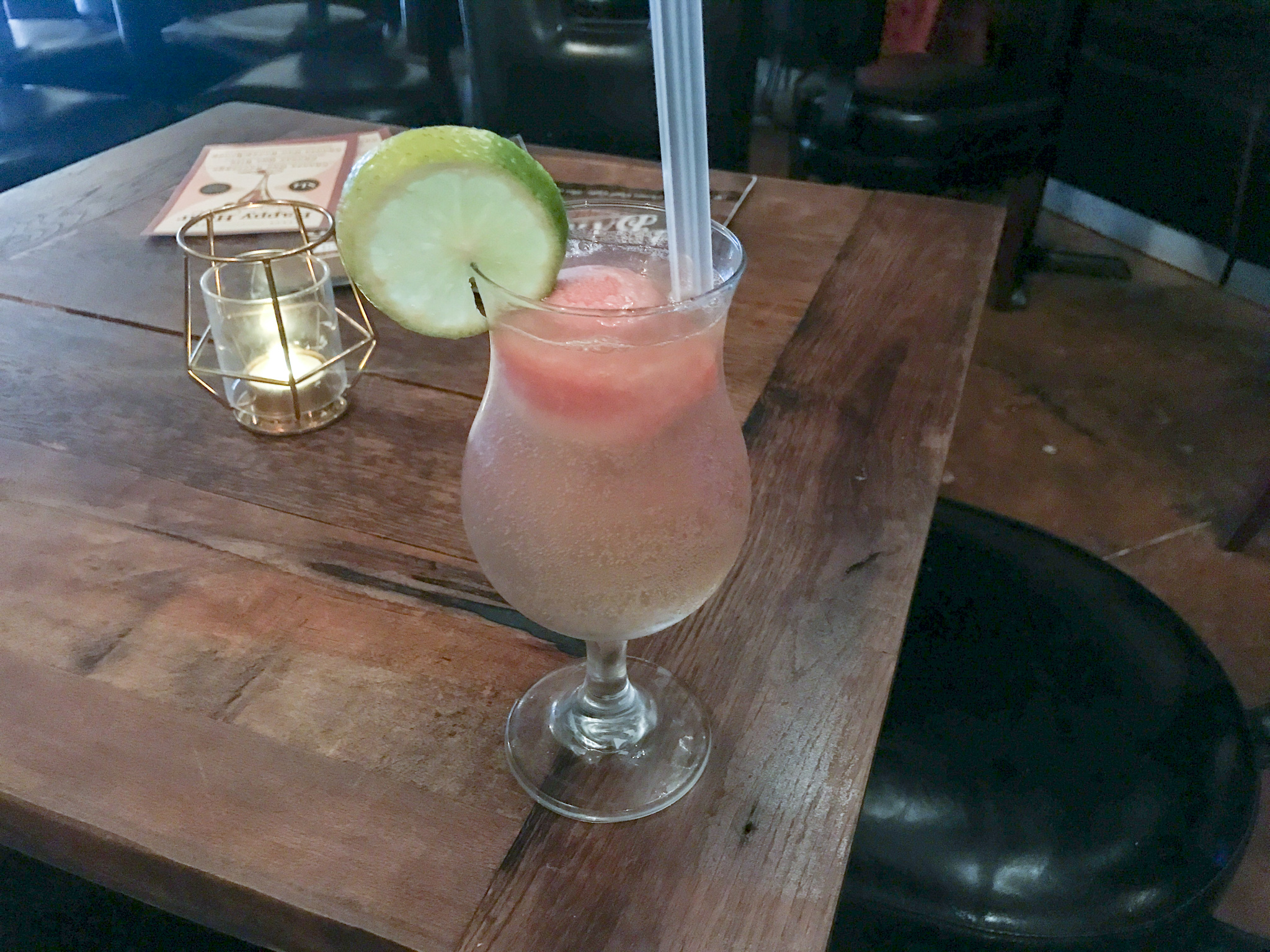 Raspberry Mule Float