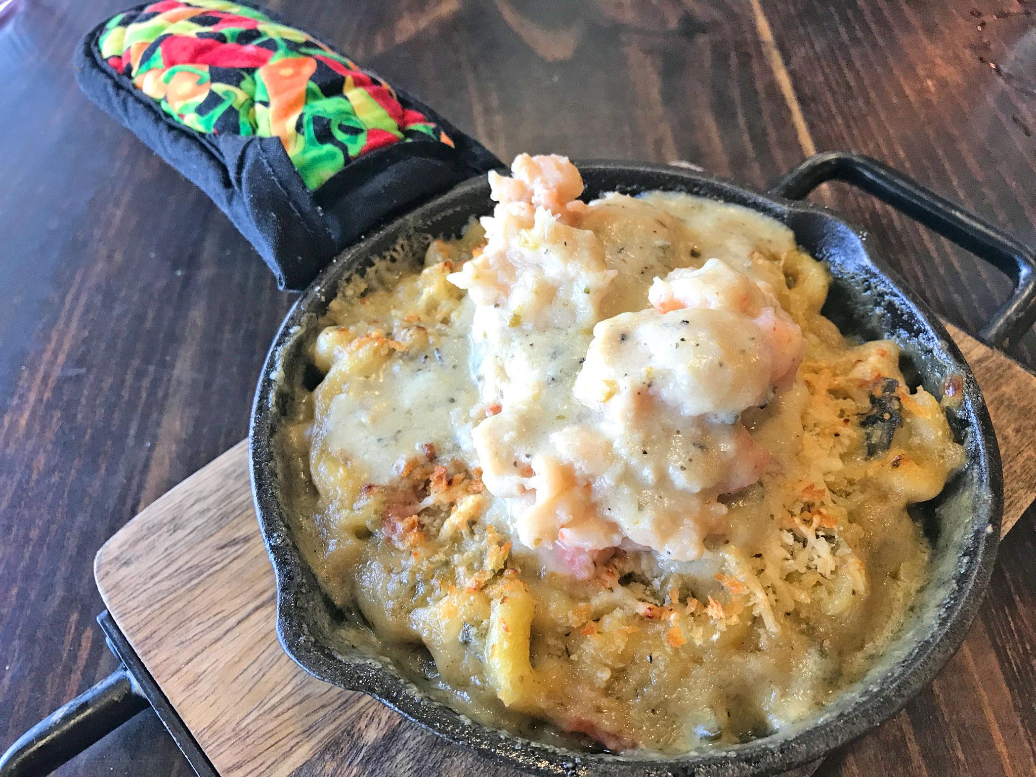 Callaloo's Lobster Mac & Cheese