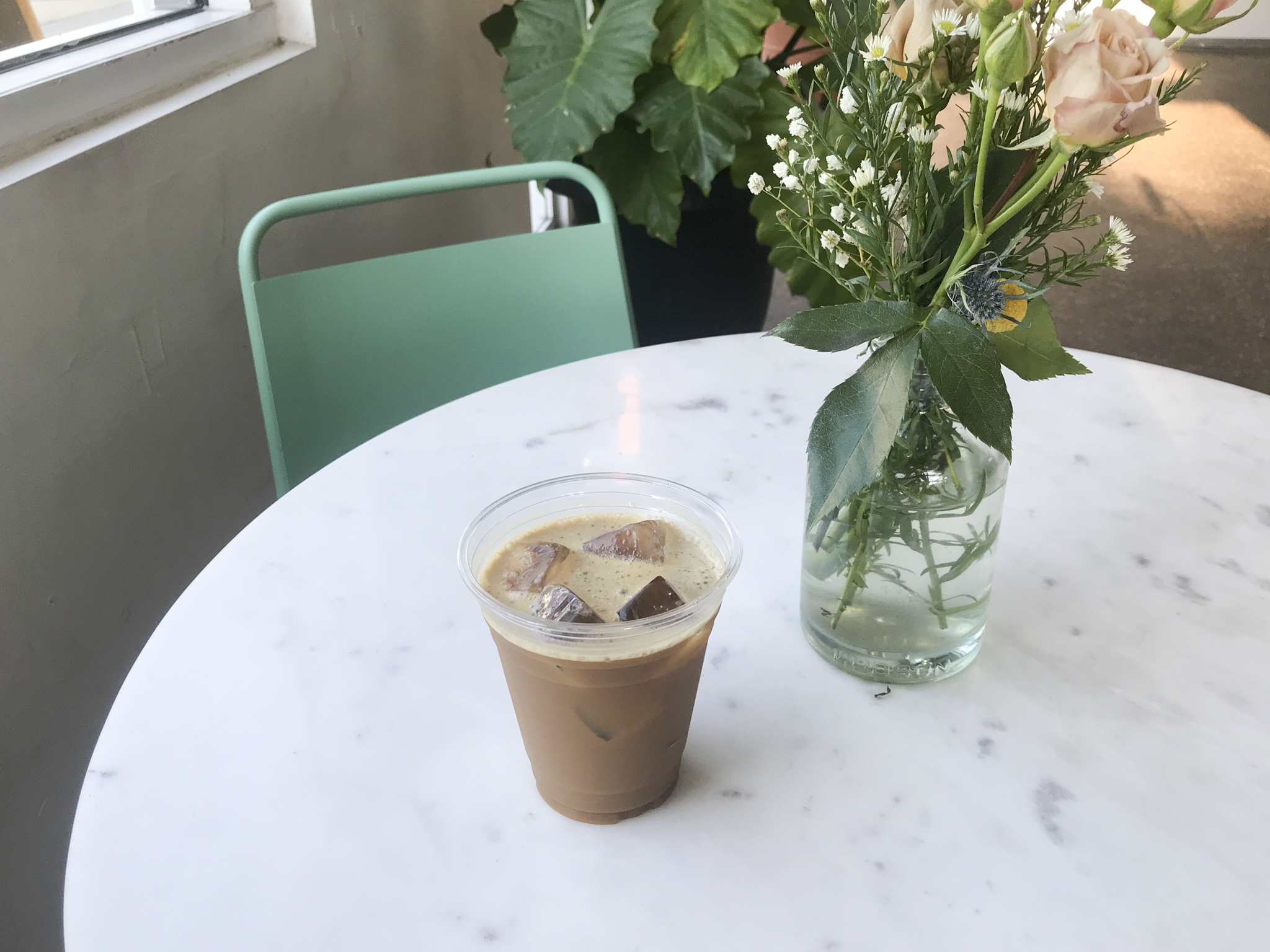 Cold Brew at Intermezzo