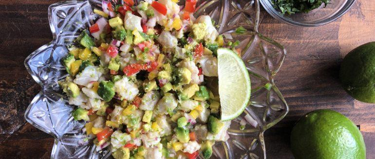 Snapper Ceviche Recipe