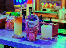 Exotic Cocktails with a Splash of Tropical, Post Vietnam War at Saigon Blonde