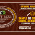 8th Annual 97X Craft Beer Experience <br> Mahaffey Theater August 10th