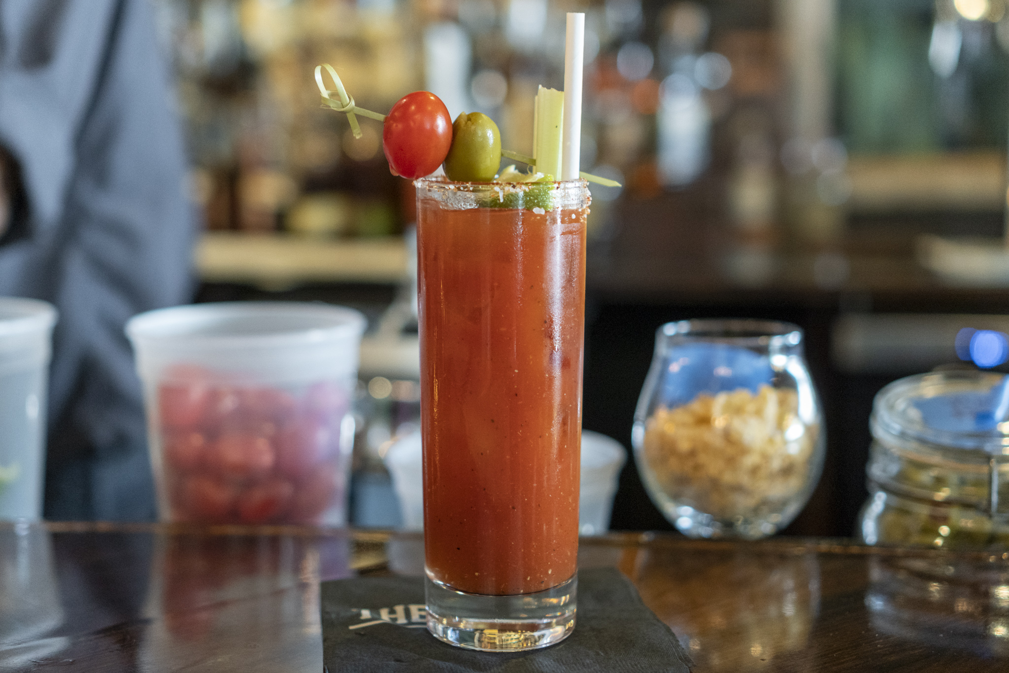 The Mill Bloody Mary