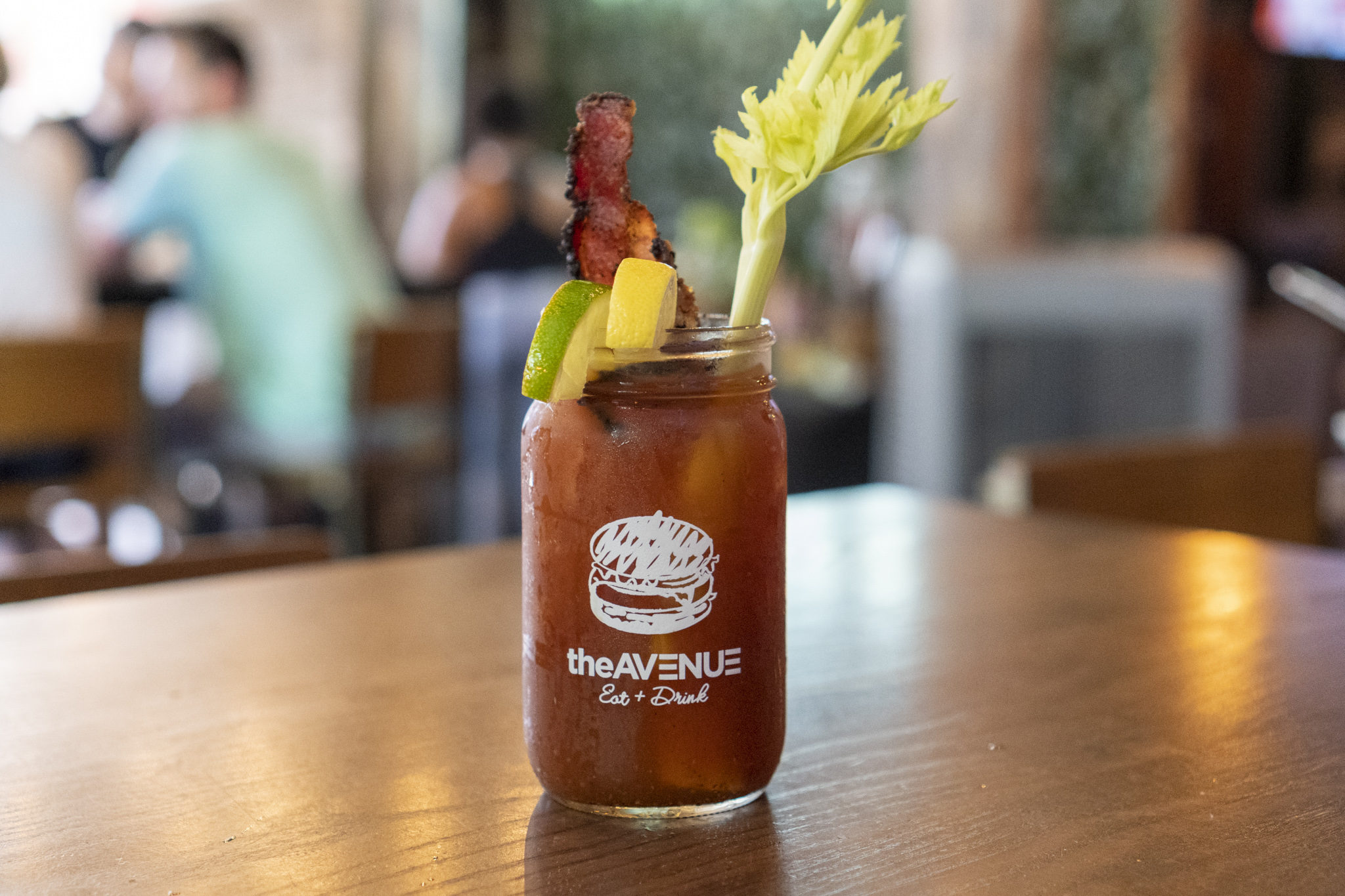 The Avenue Bloody Mary