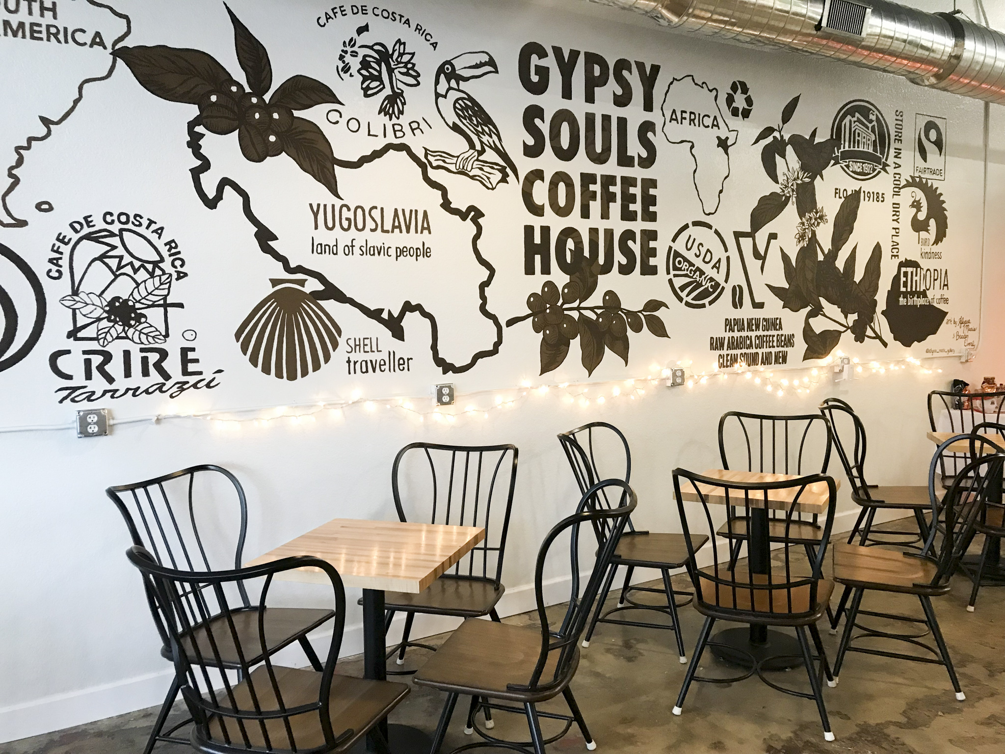 Gypsy Souls Interior