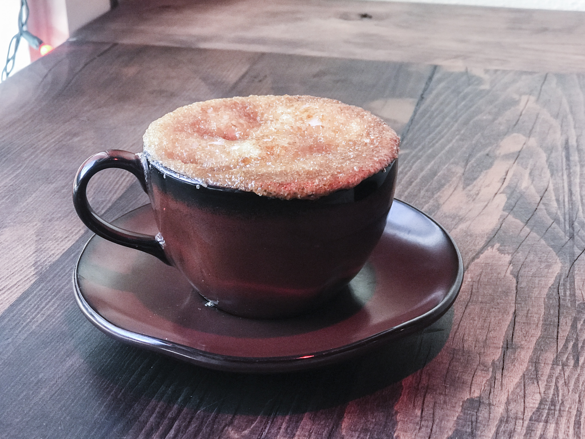 Creme Brulee Cappuccino