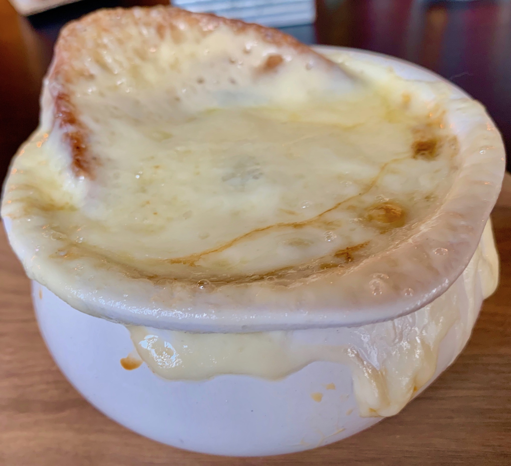 the bier boutique - Caramelized Onion Soup