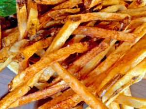 The Bier Boutique French Fries