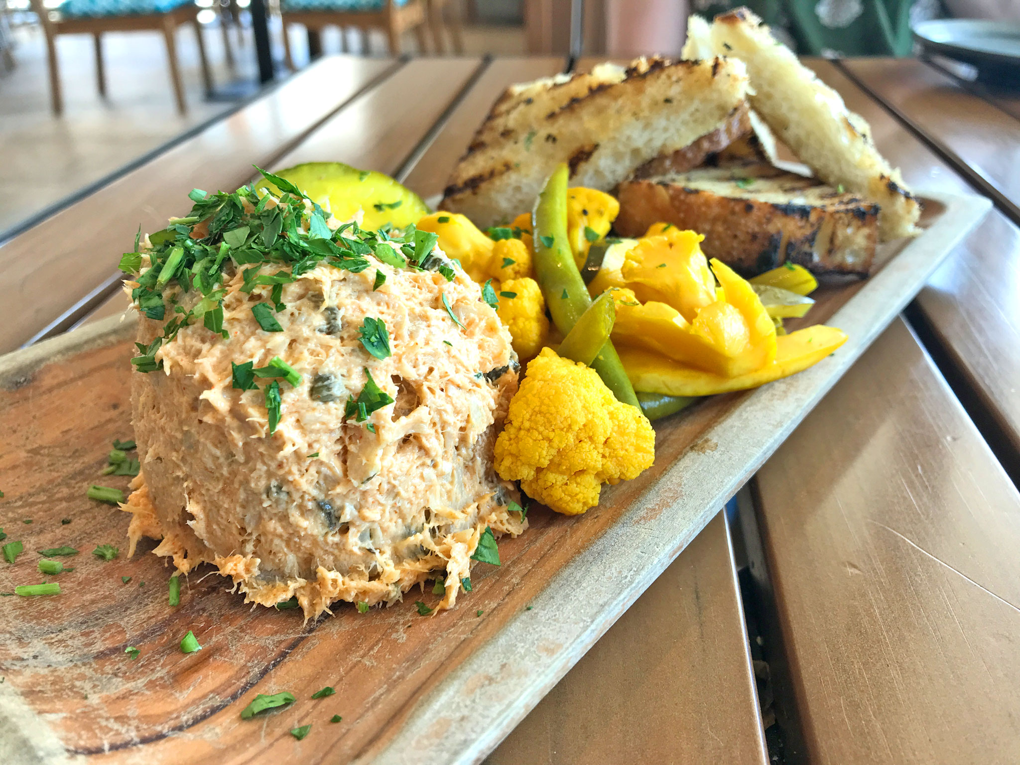 Best Fish Spreads in St. Petersburg FL