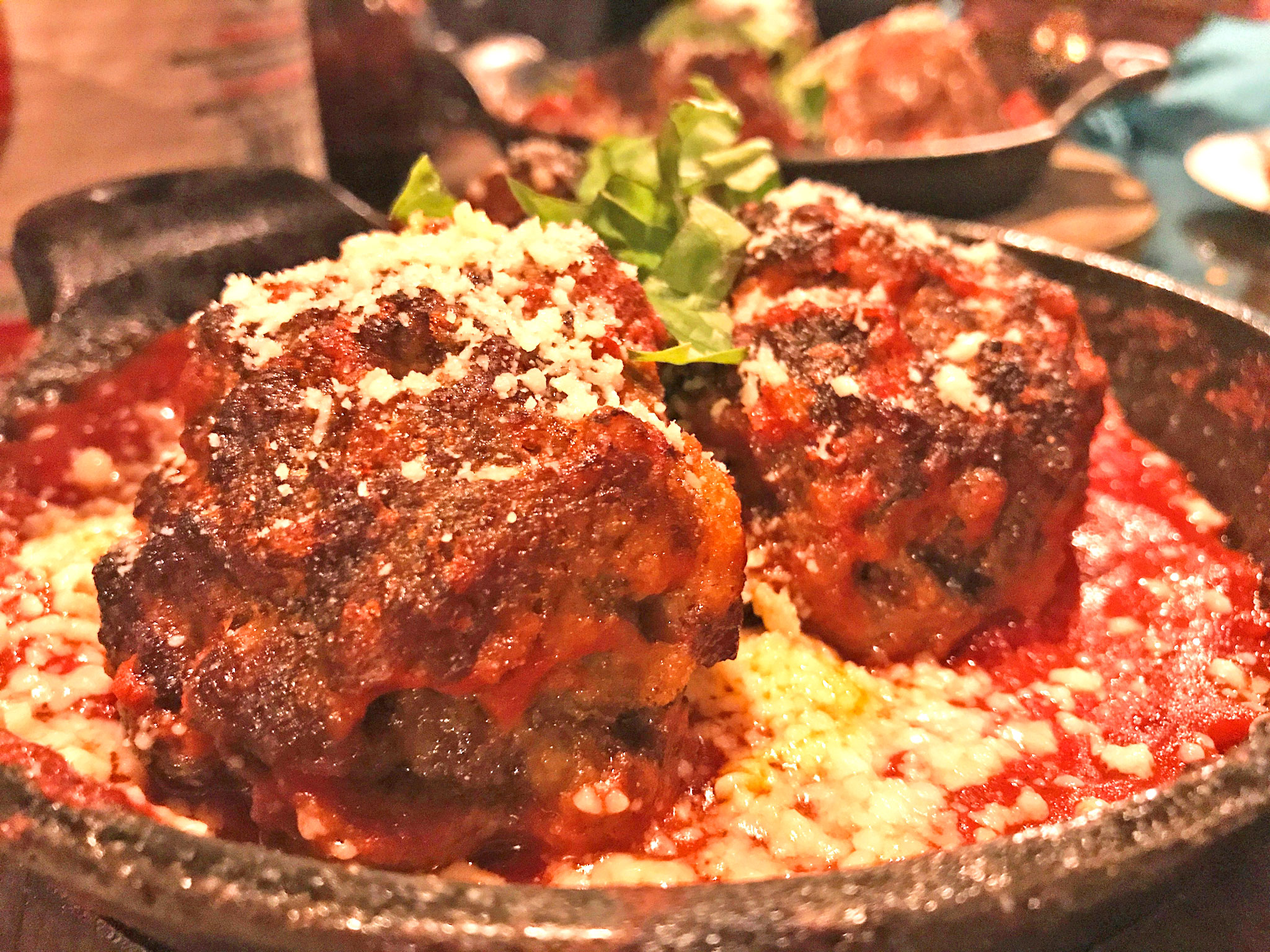 Pizza Box Meatballs
