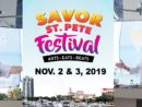 SAVOR ST PETE to Replace Clearwater Beach Uncorked as a Premier Downtown Event