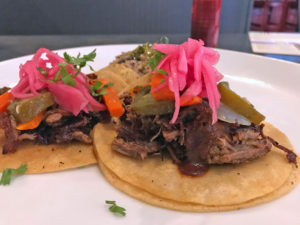 Brisket - Street Tacos