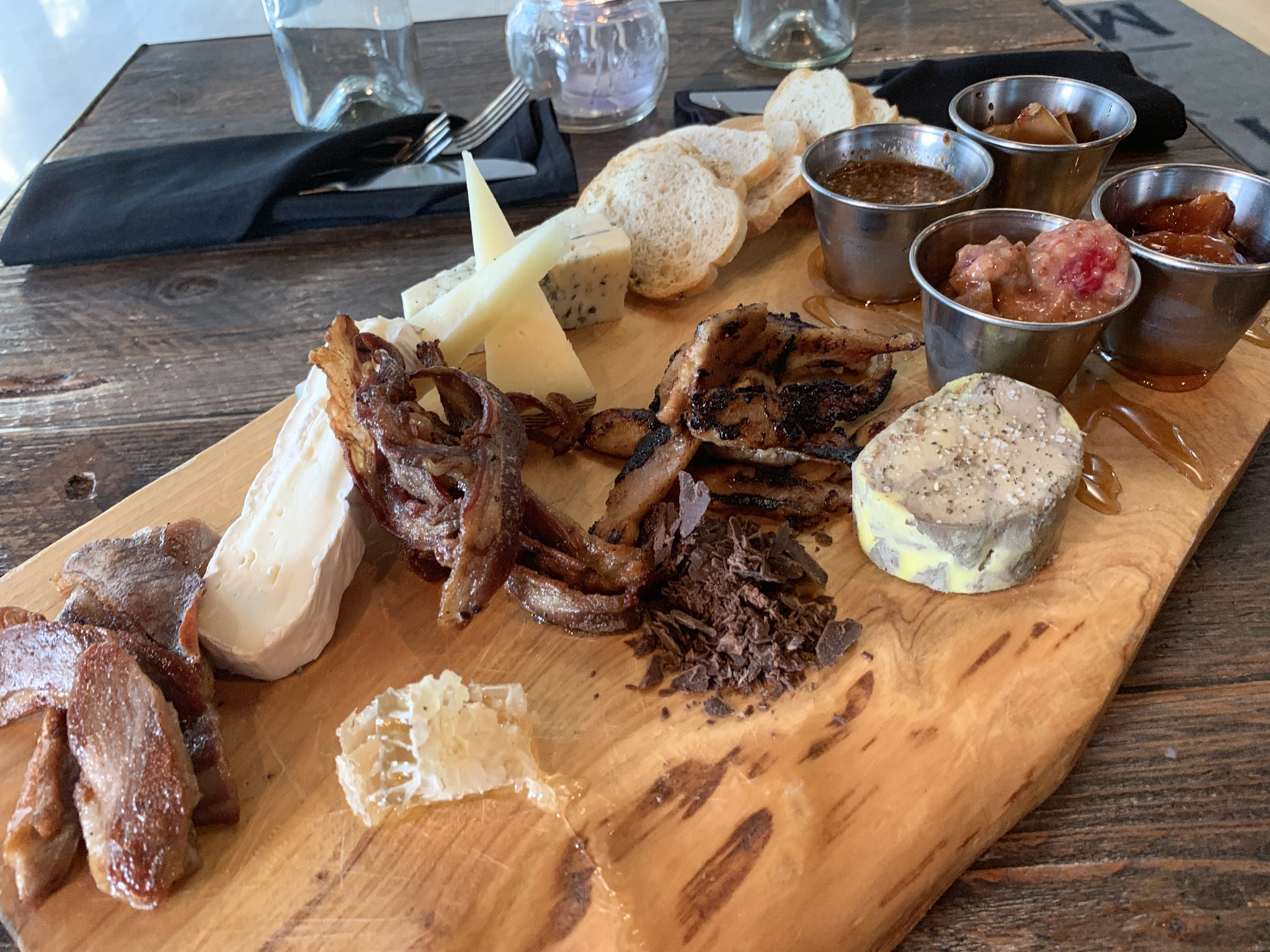 Charcuterie Board from The Mill
