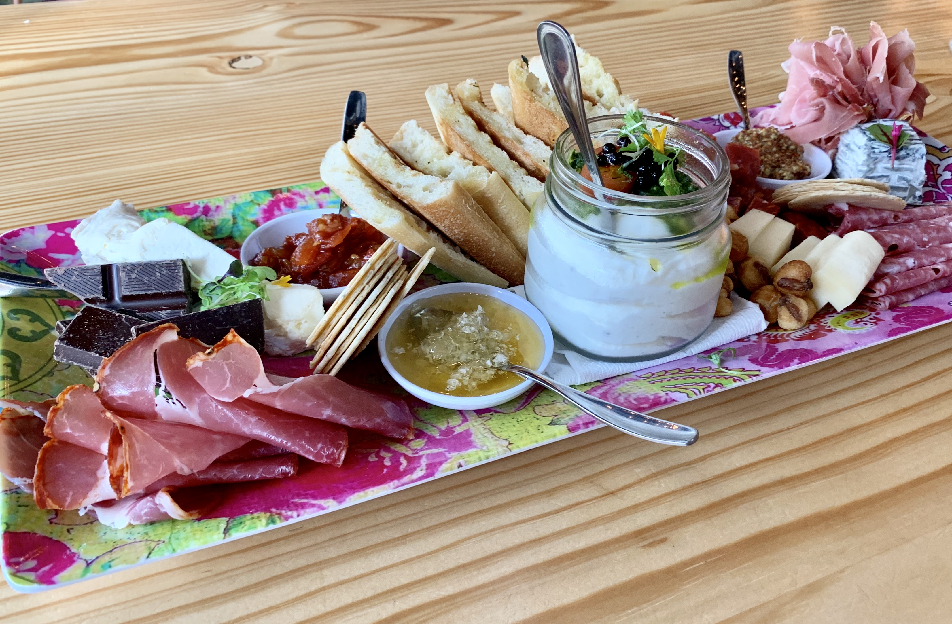 Custom Charcuterie Board from Lolita's