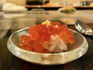 Sushi Sho Rexley - Salmon Roe
