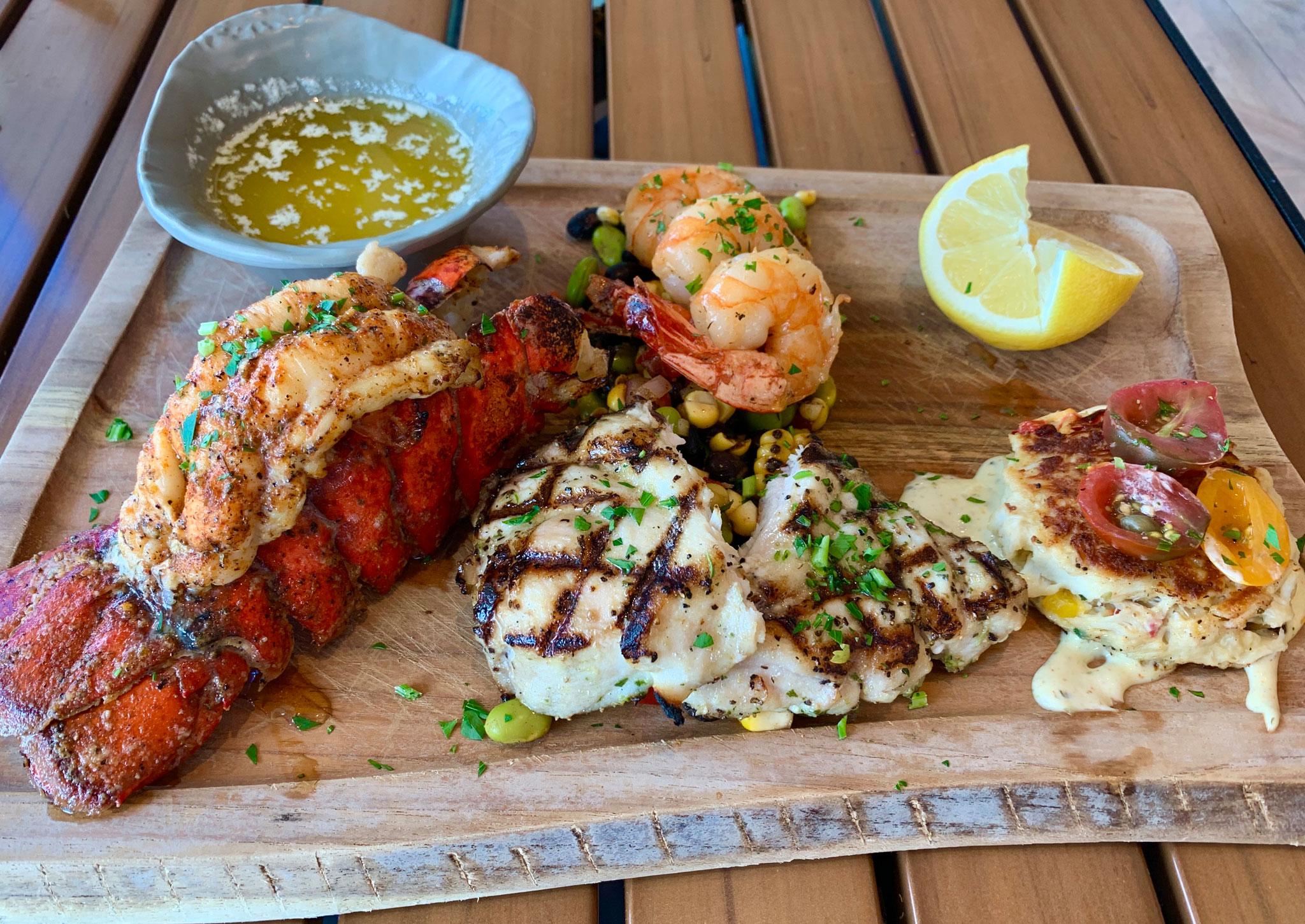 Seafood Roast