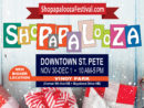 Shopapalooza Moves To Vinoy Park and is Bigger and Better Than Ever