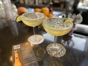 Half PriceHouse Margaritas from Red Mesa