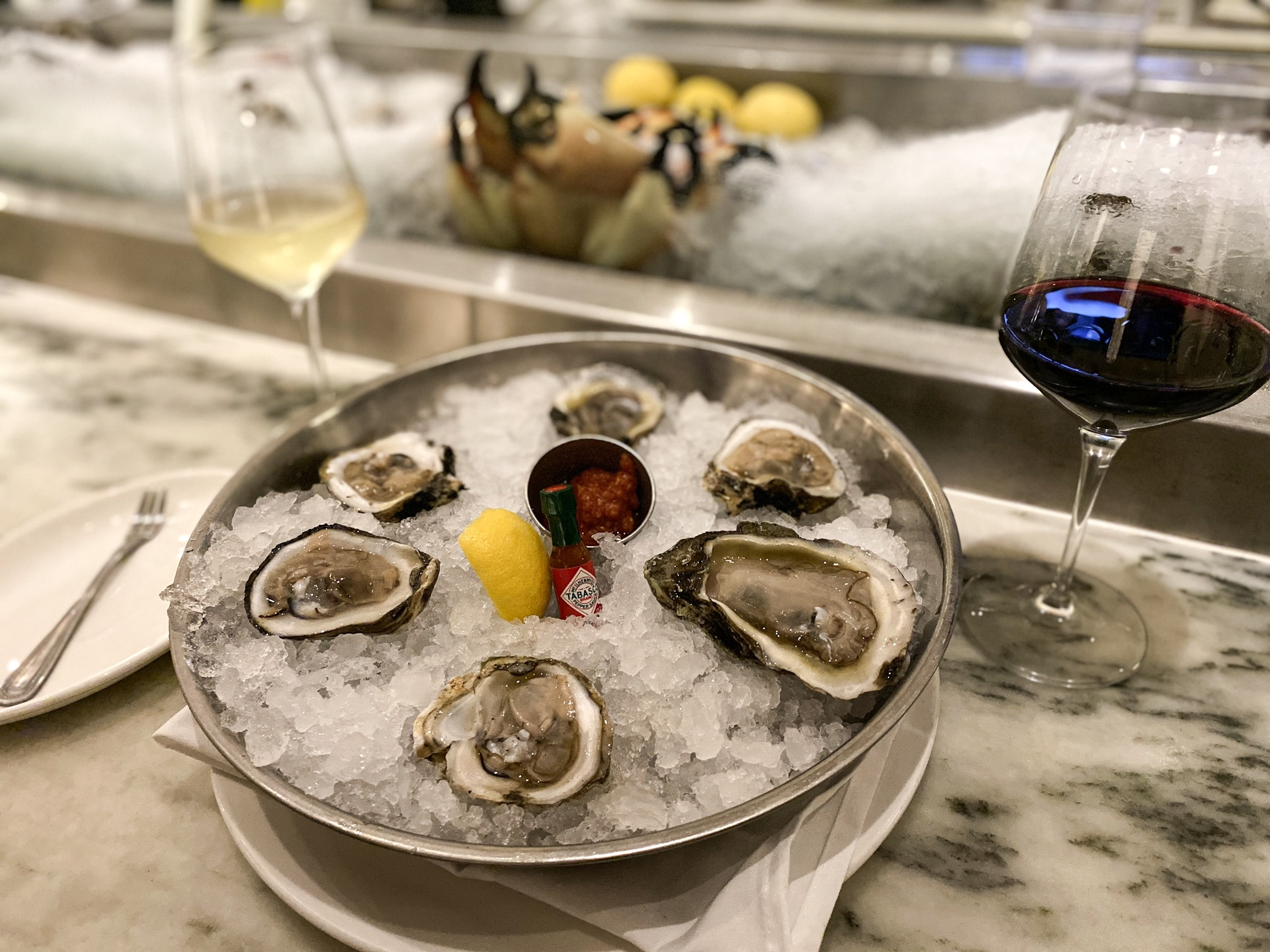 $1 Gulf Oysters at Sea Salt
