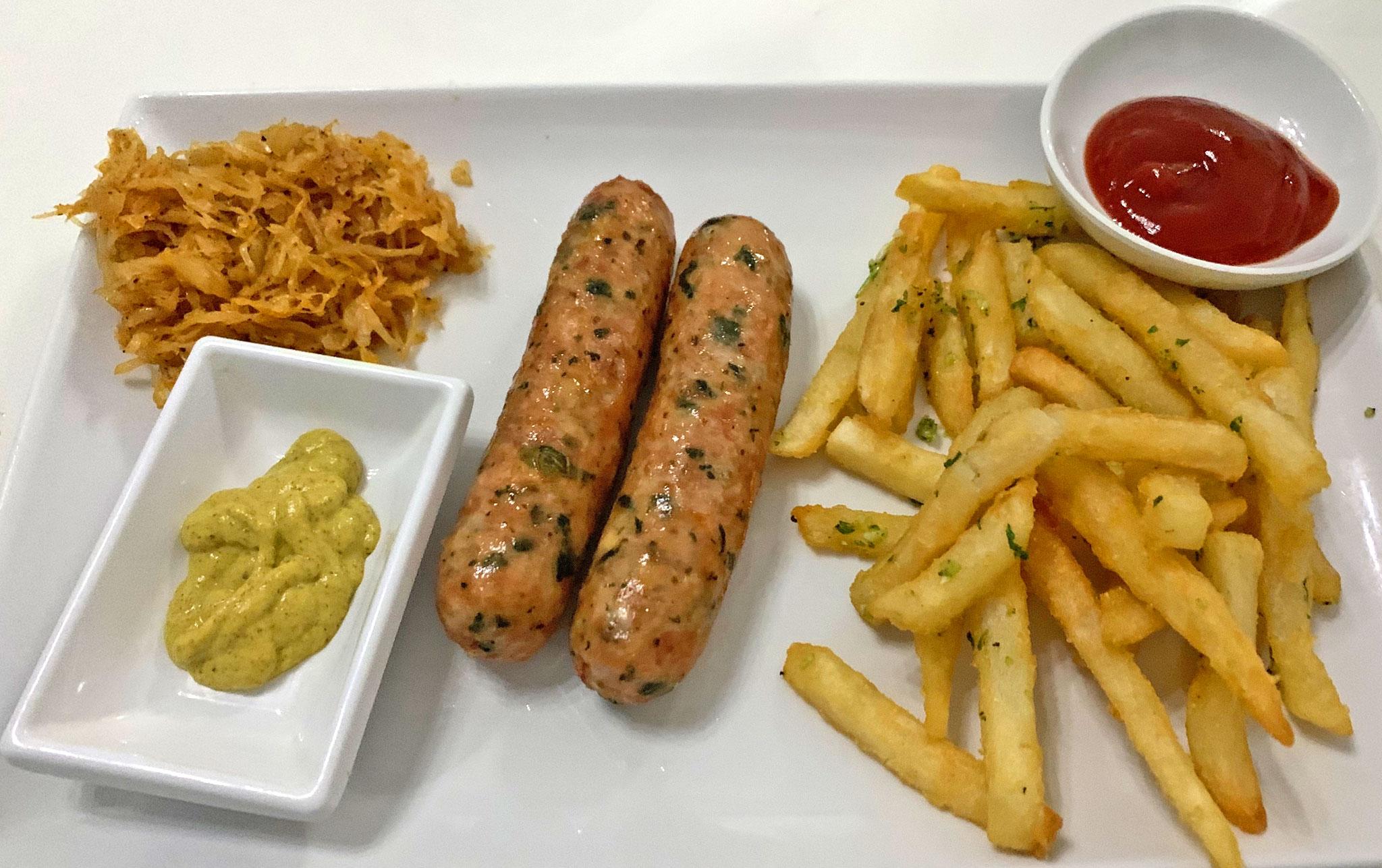 Chickenwurst