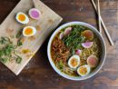 Bone Broth Ramen with Gochujang Chicken Recipe