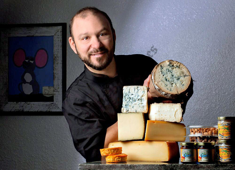 Matt Bonano, Cheesemonger & Owner / Operator of Brooklyn South