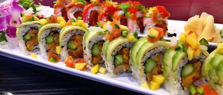 Sam's Sushi – Splendid Sushi in the St. Pete Area