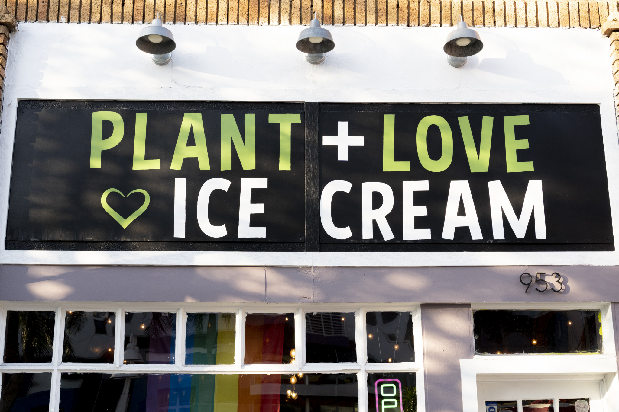 Plant Love Ice Cream