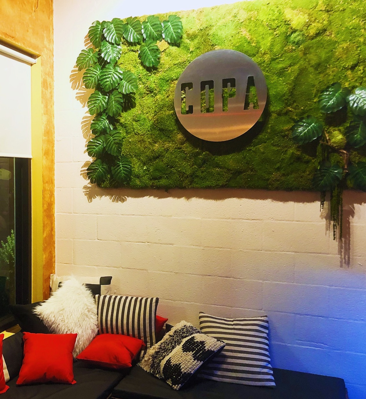 Copa Sitting Space