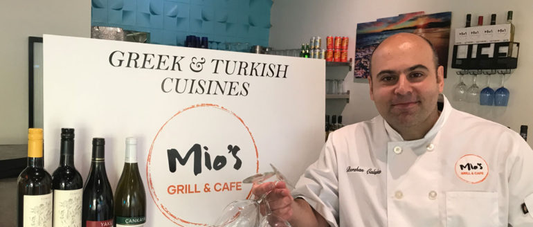 Interview with Bora Caliskan of Mio's Grill & Cafe – St. Petersburg Foodies Podcast Episode 68