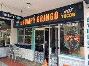 Grumpy Gringo Entrance