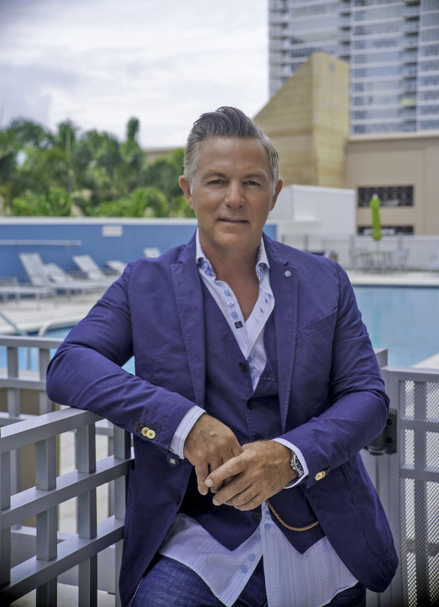 Hans Klenke - Owner of Del Mar Gastro Lounge
