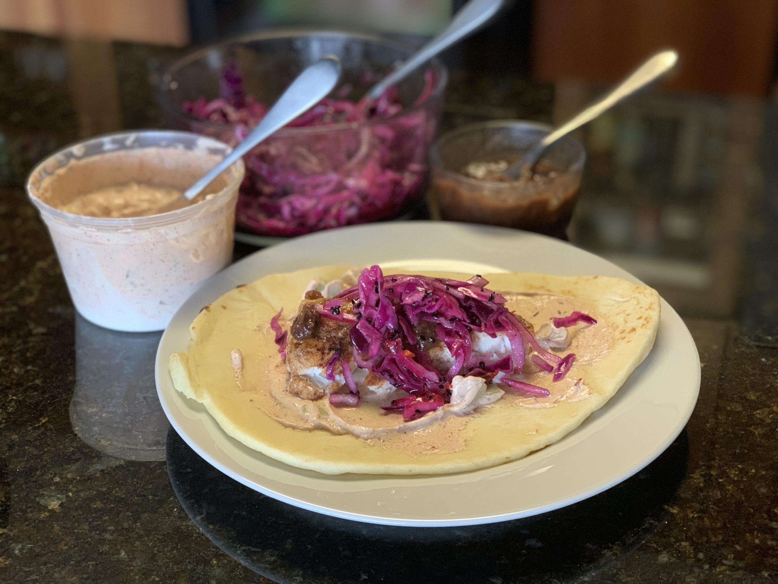 Indian Grouper Tikka Recipe
