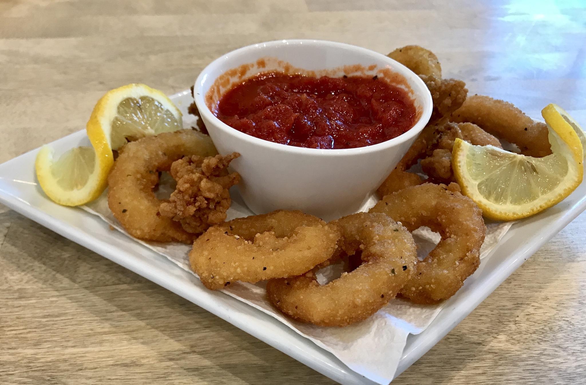 Mio's Grill & Cafe Calamari