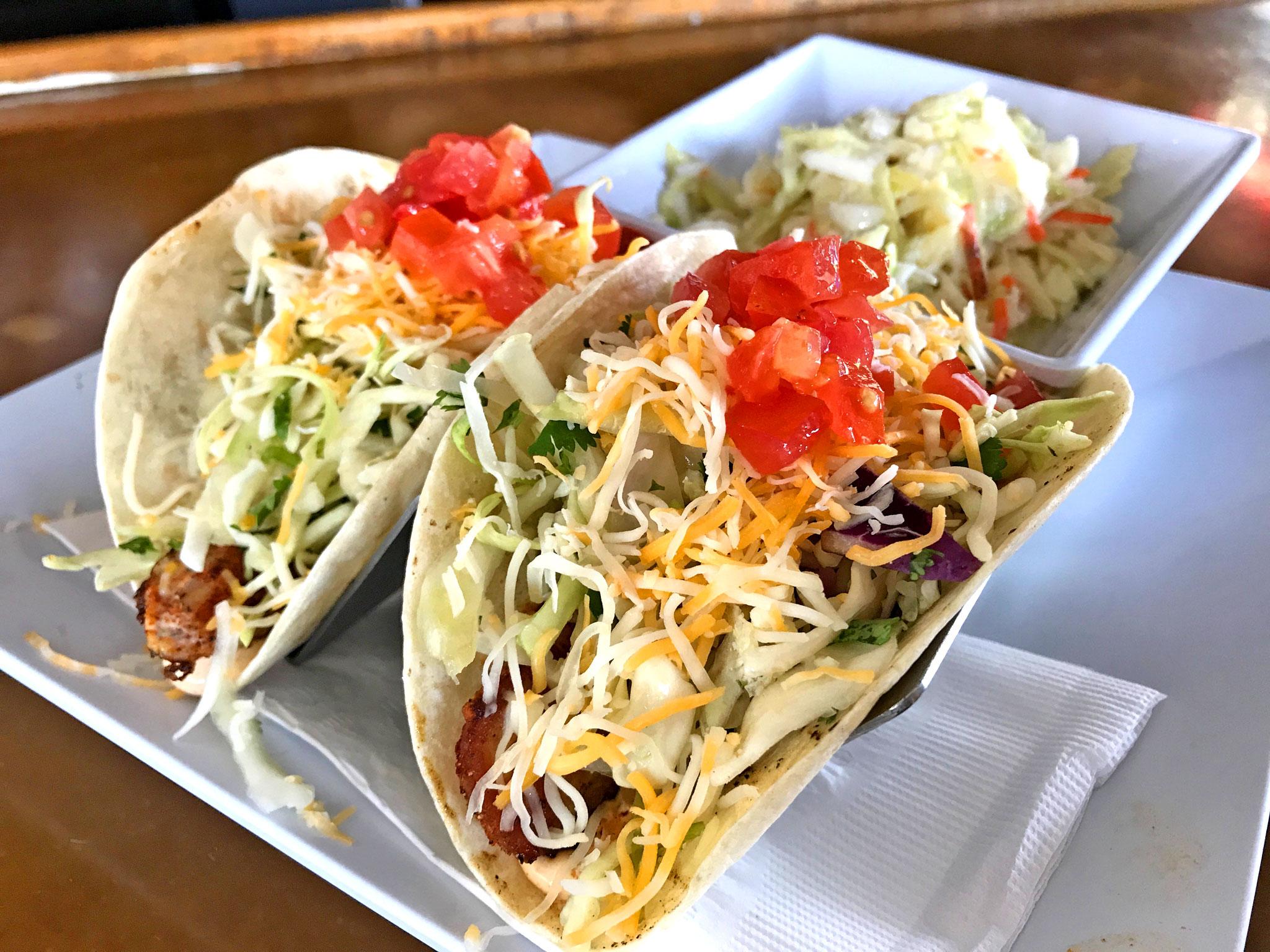 Rick's Reef Baja Fish Tacos