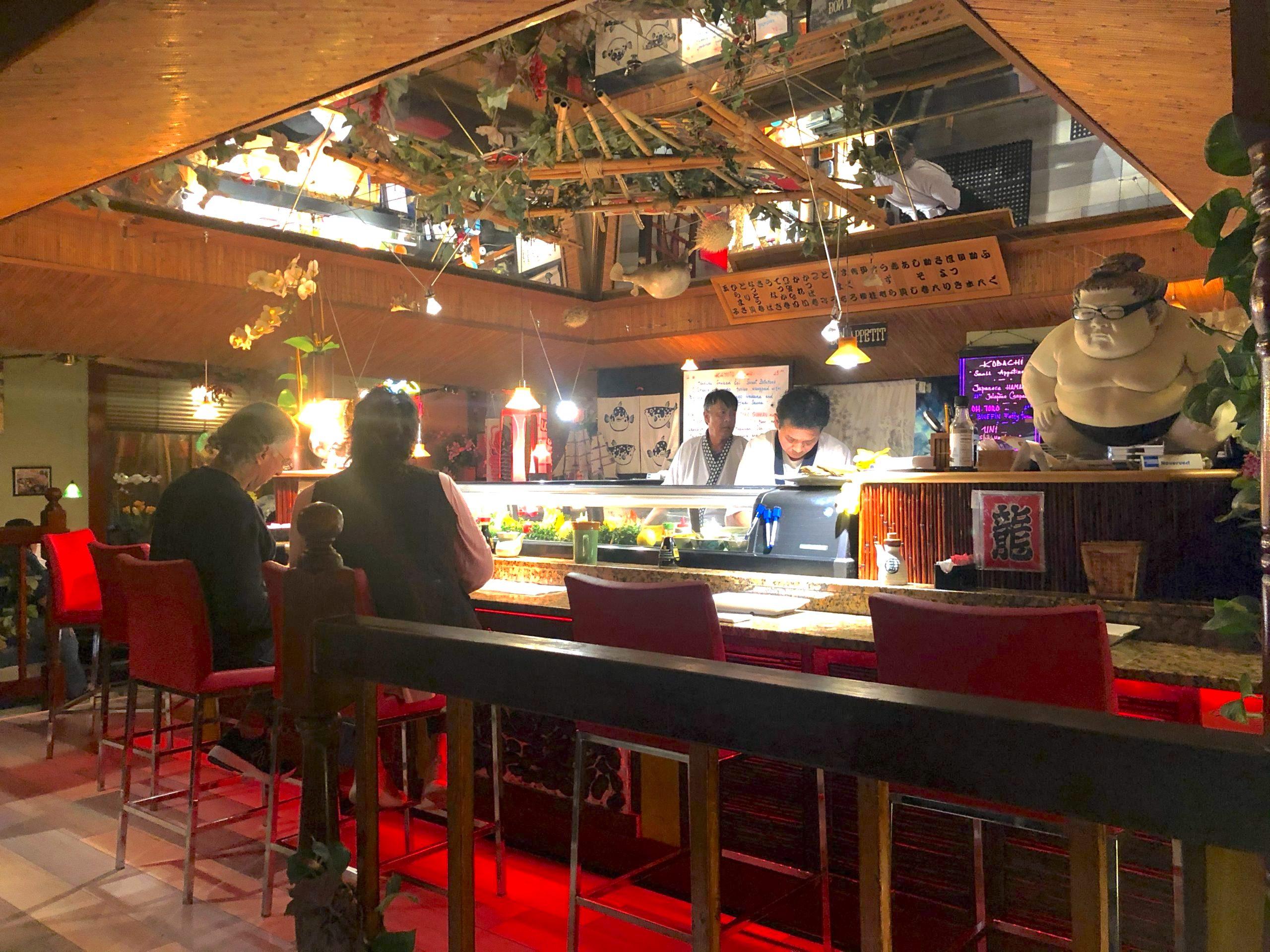 Blue Fugu Sushi Bar