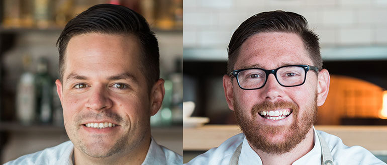 Interview with Chris Sweeney & Rob Reinsmith from Noble Crust – St. Petersburg Foodies Podcast Episode 73