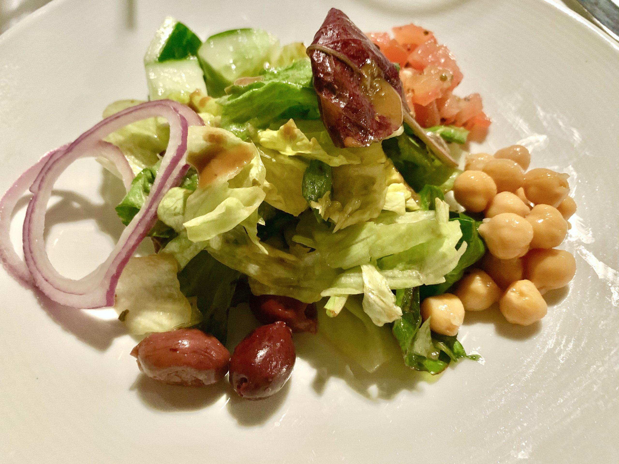 Gratzzi House Salad