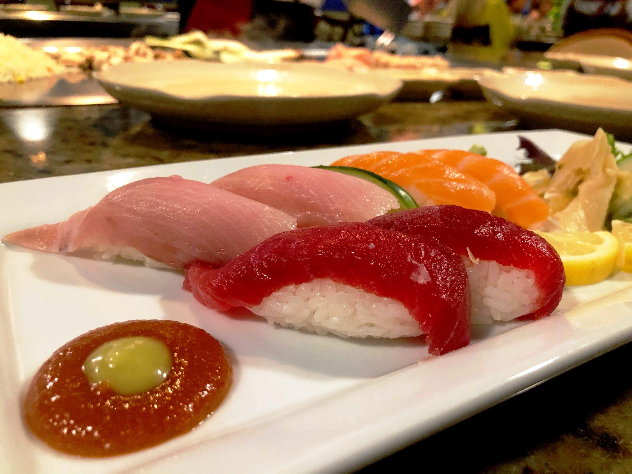 Blue Fugu Sushi