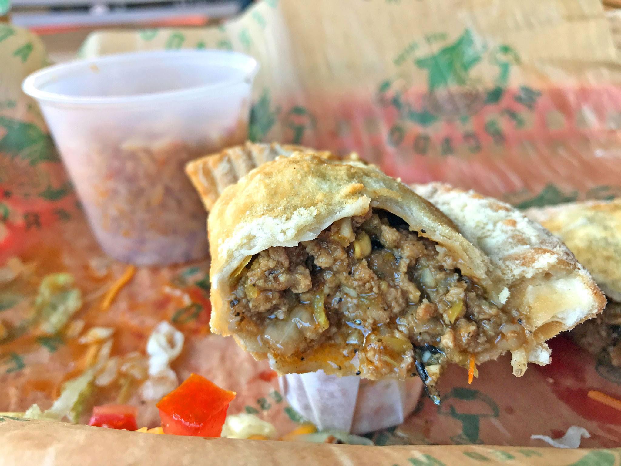 Picadillo Empanada