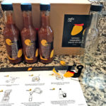 Sauce Lab Mango Habanero Hot Sauce Project Complete