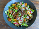Steak and Potato Salad with Gochujang Vinaigrette Recipe
