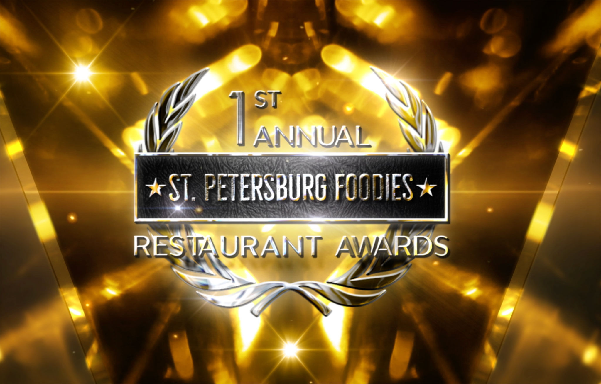 1st Annual St. Petersburg Foodies Restaurant Awards