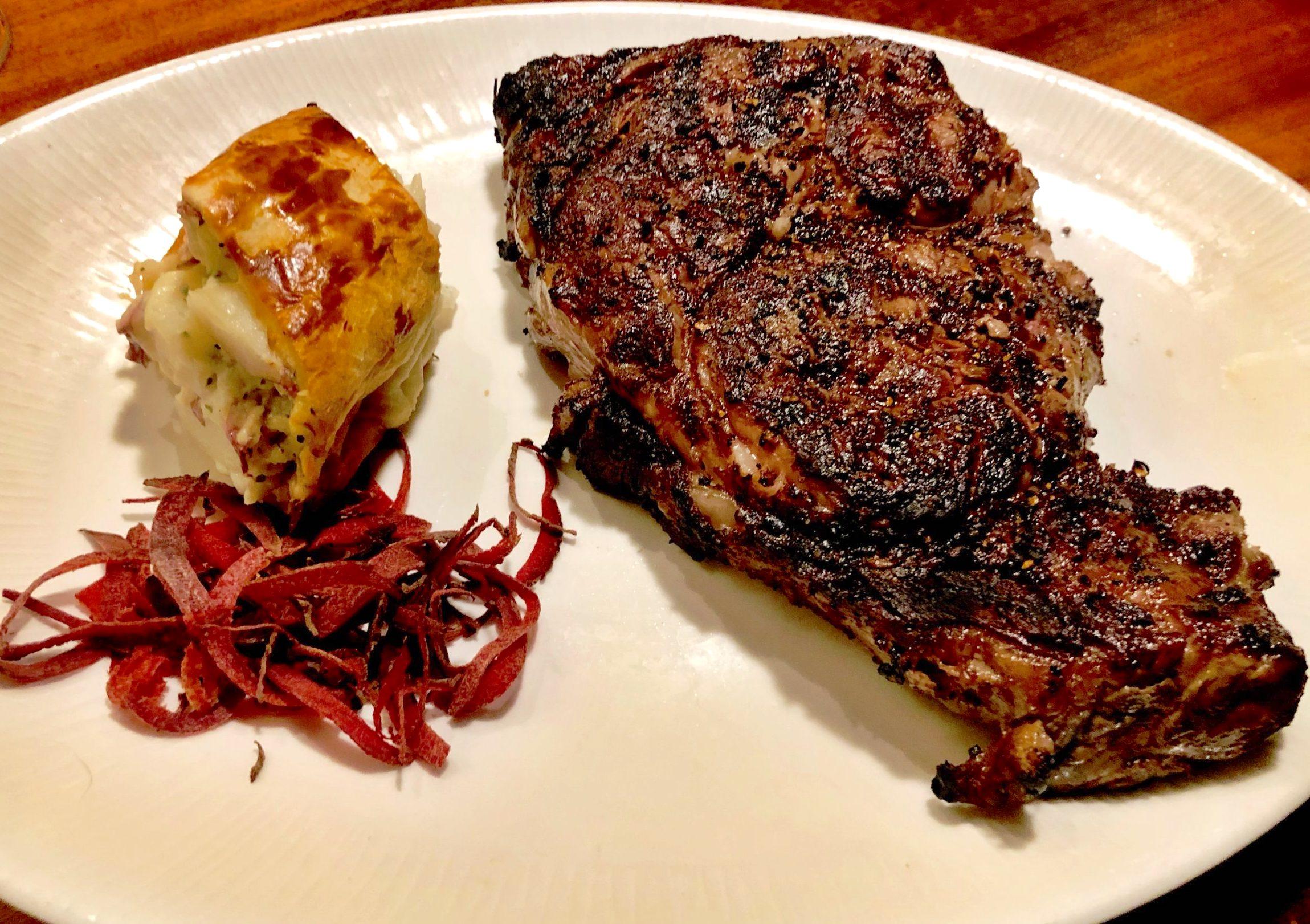In House Cut Rib Eye Steak