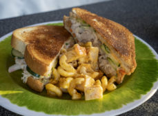 Pom Pom's Brings Unique Sandwiches and Loose Leaf Teas to the Grand Central District