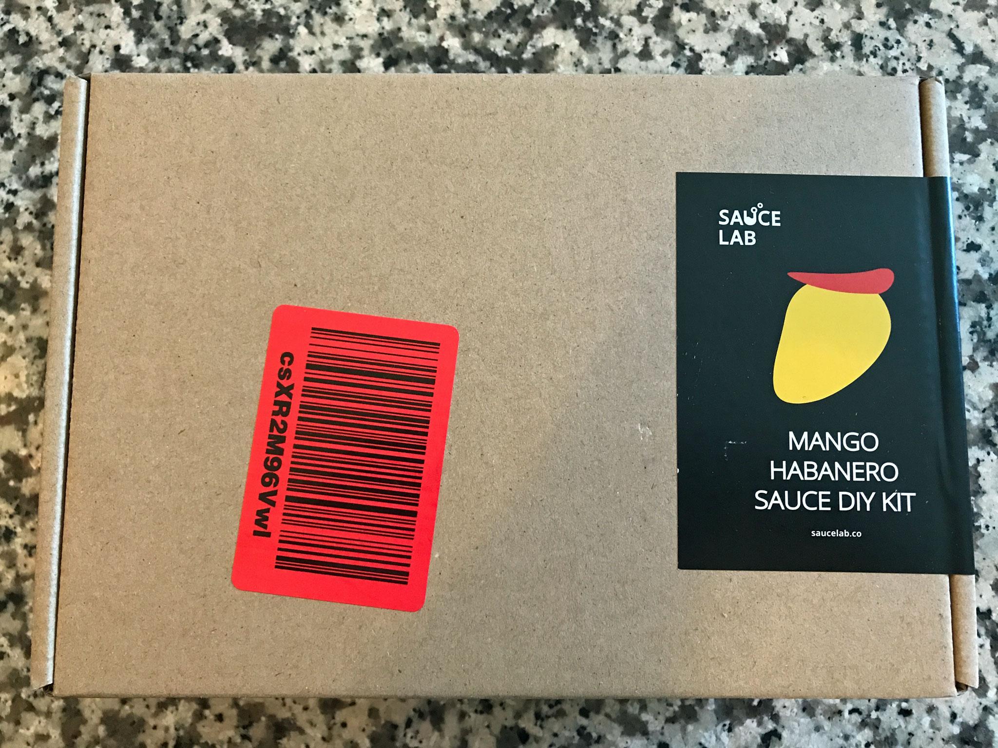 Sauce Lab Mango Habanero Kit