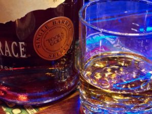 Buffalo Trace Fool's Gold Bourbon