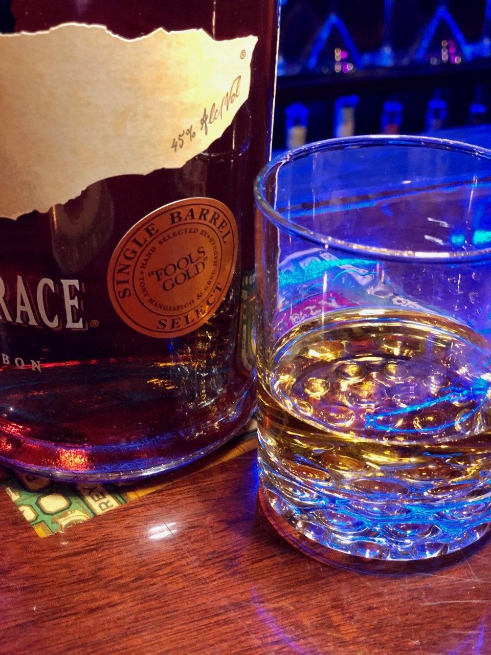 Buffalo Trace Fool's Gold Bourbon