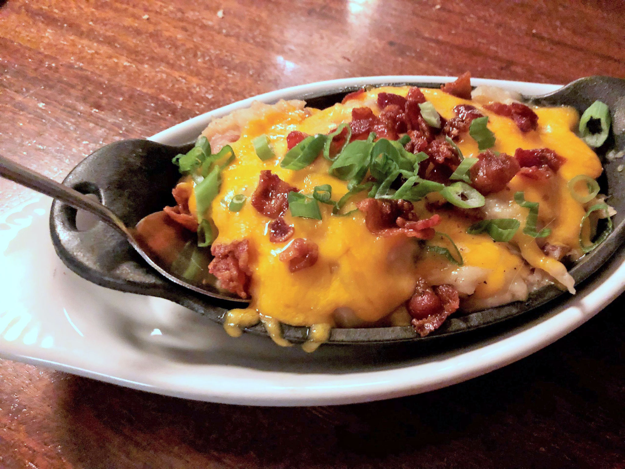 Loaded Mashed Potatoes