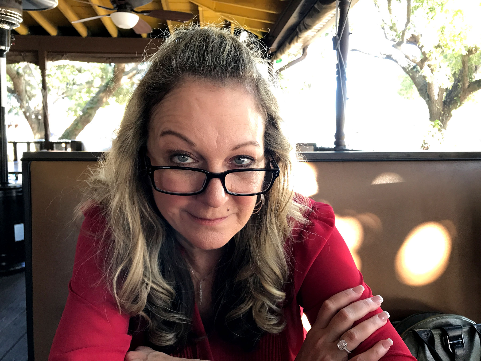 Lori Brown, Co-Host of the St. Petersburg Foodies Podcast